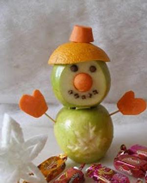 Как можно сделать поделки из овощей своими руками